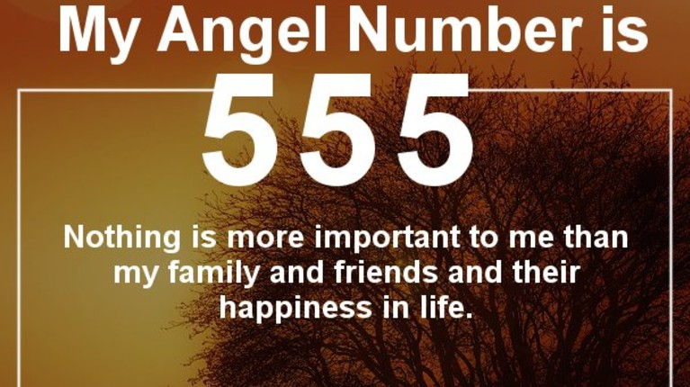 Angel Number 555 Meaning in Love